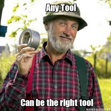 Meme Tool - meme maker any tool can be the right tool
