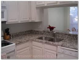 Prefab Granite Kitchen Countertops Granite Countertop Foil Wrapped Cabinets Dishwasher Installation
