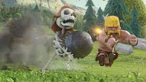 wallpapers arcer quen clash of wall breaker attacked back up by barbarian clash of clans