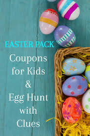 Printable Halloween Candy Coupons by Printable Easter Coupons For Kids U0026 Teenagers Non Candy Easter