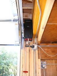 Overhead Door Reviews by Garage Excellence Side Mount Garage Door Opener Designs Wall