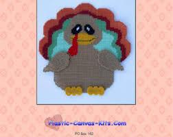 plastic turkey etsy