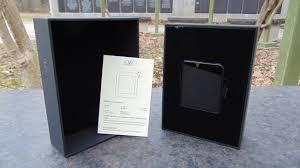 shanling m1 mini portable dsd hifi lossless music player black