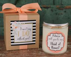 asking bridesmaid gifts will you be my bridesmaid the cutest ways to pop the question