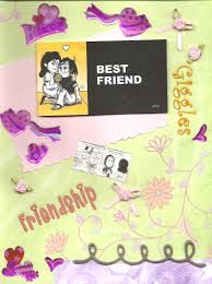 Flowers And Friends - tract scrapbook tuesday best friends soul sisters u2013 like