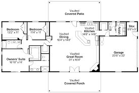 1500 sq ft ranch house plans ranch style house plan 3 beds 2 baths 1500 sq ft 430 59 entrancing