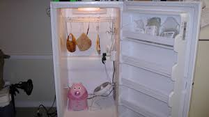Meat Curing Cabinet Hard Corps Foodie Making The Cure Chamber Updated
