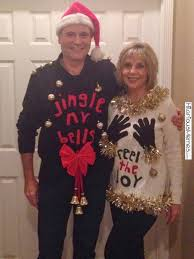 Christmas Sweater Meme - funny meme my in laws know how to ugly sweater party as well