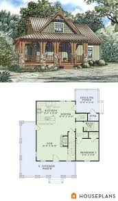 best mountain homes images on pinterest home plan small cottage