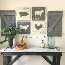 cheap kitchen wall decor ideas beautiful modern farmhouse kitchen wall decor 4 unbelievable how to