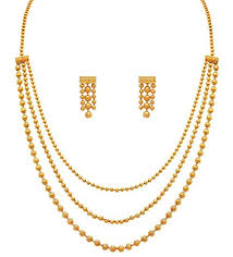 gold necklace jewellery images Youbella jewellery fashion party wear and wedding wear gold plated jpg