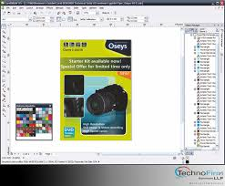 corel designer technical suite designer technical suite x5 features technofirm solutions llp