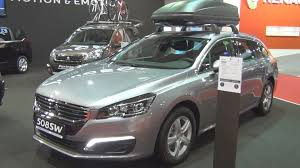 peugeot 508 interior peugeot 508 sw active 2 0 bluehdi 150 stt bvm6 euro 6 2016