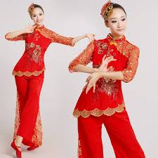 traditional chinese dance costumes costume model ideas