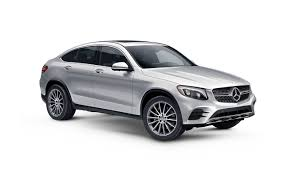 glc coupe mercedes benz