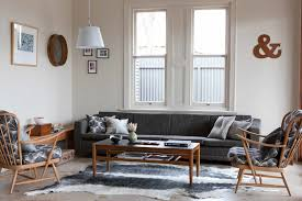 decorating end tables living room living room midcentury with mid
