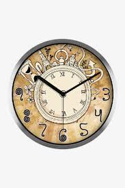 Futuristic Clock by 764 Best Groovy Clocks Images On Pinterest Wall Clocks Watch