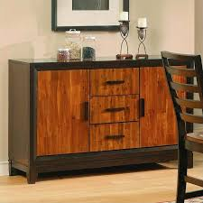 Mahogany Sideboards And Buffets Steve Silver Company Abaco Buffet Sideboard In Cherry And Mahogany