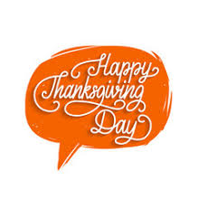 thanksgiving day lettering royalty free vector image