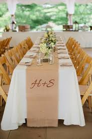 Home Decor With Burlap Top 35 Summer Wedding Table Décor Ideas To Impress Your Guests