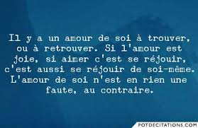 Amour De Soi Meme - citations l amour de soi pot de citations