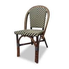 rattan asia bistro complete collection of rattan bistro chair by