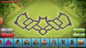 wall design for coc best design news