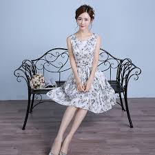 design abendkleider 2016 new robe de soiree summer u collar tank bridesmaid dress