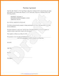 4 home purchase agreement template letter of immigration generic