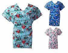nursing scrubs ebay