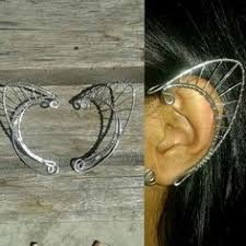 jual ear cuff ear cuff 4 50rb adjustable alumunium 1 pair jewelry