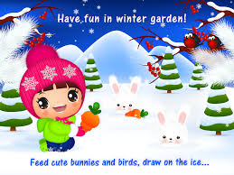 sweet little emma winterland android apps on google play