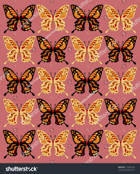 abstract pattern butterfly abstract pattern butterfly background stock vector 133467359