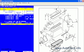 isuzu industrial engines 2005 parts catalog order u0026 download