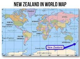 map world nz new zealand by ploy 55030091