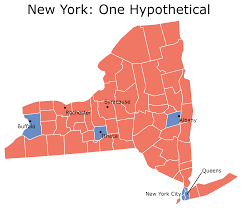 Map Of New York Boroughs by Map Of 5 Boroughs Of New York City You Can See A Map Of Many