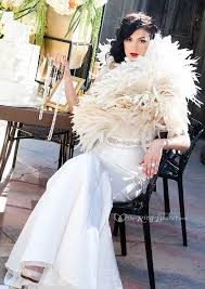 161 best art deco wedding images on pinterest clothing apparel