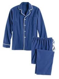 mens pajamas cotton and flannel sleepwear
