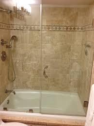 5x8 Bathroom Layout by 10 X 10 Bathroom With Tile Shower And Bathtub 24 Floor Tile