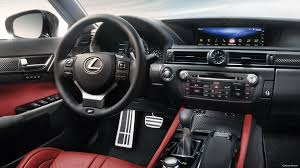 lexus nx black red interior 2018 lexus gs f luxury sedan lexus com