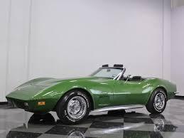 1973 chevy corvette for sale elkhart green 1973 chevrolet corvette for sale mcg marketplace