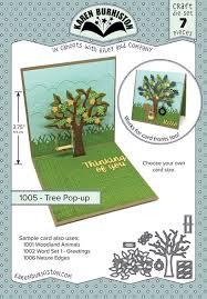 tree pop up die set kb llc