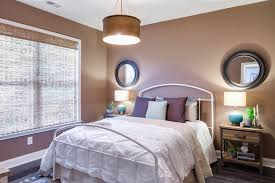 Interior Design Of Homes Savoy House Rochester Pendant In A Bedroom Of The Runner Up House