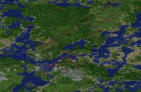 Flat World Map Minecraft by Reviewstash Old Maps