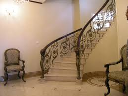 modern stair railing affordable home furniture tempered banister f