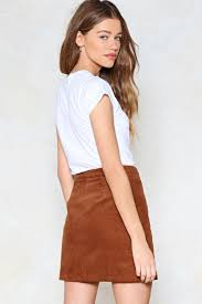 corduroy skirt flock together corduroy skirt shop clothes at gal