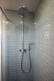 glass tiles bathroom ideas best 25 glass subway tile ideas on contemporary