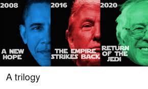 Hope Meme - 2008 a new hope 2016 2020 return the of the strikes back jedi a