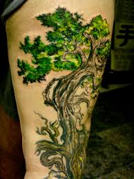 body tattoo family tree tattoo designs