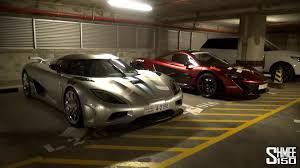 koenigsegg oman desert run garage tour mclaren p1 agera many supercars youtube